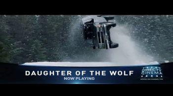 DIRECTV Cinema TV Spot, 'Daughter of the Wolf' - Thumbnail 6