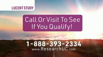 Lucent Study TV Spot, 'Ulcerative Colitis' - Thumbnail 8
