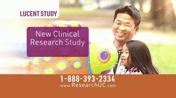 Lucent Study TV Spot, 'Ulcerative Colitis' - Thumbnail 4