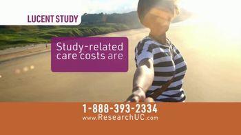 Lucent Study TV Spot, 'Ulcerative Colitis' - Thumbnail 6