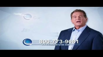 Community Tax Relief TV Spot, 'Rules and Regulation' Featuring Joe Theismann - Thumbnail 1
