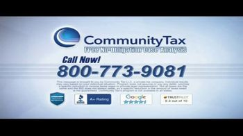 Community Tax Relief TV Spot, 'Rules and Regulation' Featuring Joe Theismann - Thumbnail 10