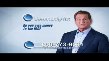 Community Tax Relief TV Spot, 'Rules and Regulation' Featuring Joe Theismann - Thumbnail 2