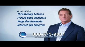 Community Tax Relief TV Spot, 'Rules and Regulation' Featuring Joe Theismann - Thumbnail 4