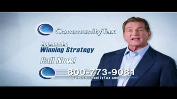 Community Tax Relief TV Spot, 'Rules and Regulation' Featuring Joe Theismann - Thumbnail 5