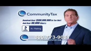 Community Tax Relief TV Spot, 'Rules and Regulation' Featuring Joe Theismann - Thumbnail 8