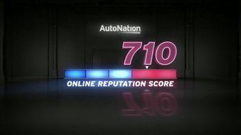 AutoNation July 4th Savings TV Spot, 'Reputation Score: 2019 Silverado LT Crew Cab' - Thumbnail 1