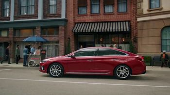 2019 Hyundai Sonata TV Spot, 'Put That High Tech to Good Use' [T2] - Thumbnail 2