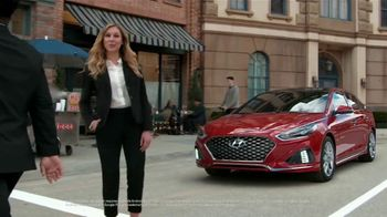 2019 Hyundai Sonata TV Spot, 'Put That High Tech to Good Use' [T2] - Thumbnail 4