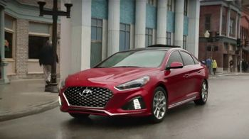 2019 Hyundai Sonata TV Spot, 'Put That High Tech to Good Use' [T2] - Thumbnail 8