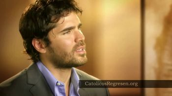 Catholics Come Home TV Spot, 'Católicos regresen' con Eduardo Verástegui [Spanish] - Thumbnail 3
