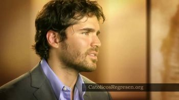 Catholics Come Home TV Spot, 'Católicos regresen' con Eduardo Verástegui [Spanish] - Thumbnail 4