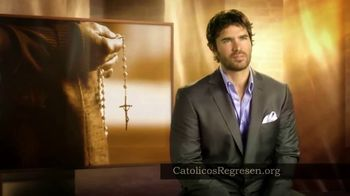 Catholics Come Home TV Spot, 'Católicos regresen' con Eduardo Verástegui [Spanish] - Thumbnail 5