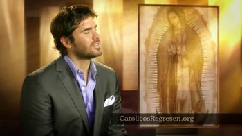 Catholics Come Home TV Spot, 'Católicos regresen' con Eduardo Verástegui [Spanish] - Thumbnail 6