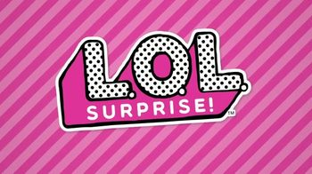 L.O.L. Surprise! Sparkle Series TV Spot, 'Sparkled to the Max' - Thumbnail 1