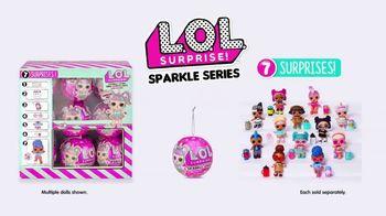 L.O.L. Surprise! Sparkle Series TV Spot, 'Sparkled to the Max' - Thumbnail 7