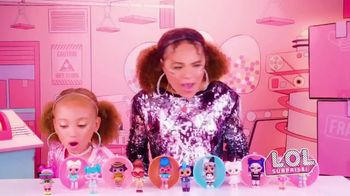 L.O.L. Surprise! Sparkle Series TV Spot, 'Sparkled to the Max' - 169 commercial airings