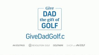 GolfPass TV Spot, 'Give Dad the Gift of Golf' - Thumbnail 8