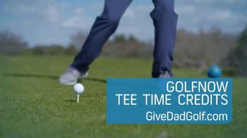 GolfPass TV Spot, 'Give Dad the Gift of Golf' - Thumbnail 2