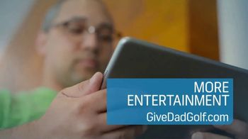 GolfPass TV Spot, 'Give Dad the Gift of Golf' - Thumbnail 3