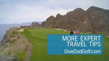 GolfPass TV Spot, 'Give Dad the Gift of Golf' - Thumbnail 4