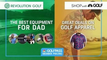 GolfPass TV Spot, 'Give Dad the Gift of Golf'