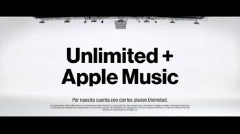 Verizon Unlimited TV Spot, 'Ismael: Apple Music' [Spanish] - Thumbnail 8