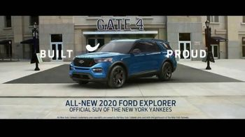 2020 Ford Explorer TV Spot, 'Welcome to the Playoffs' [T2]