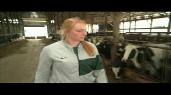 Big Ten Conference TV Spot, 'Faces of the Big Ten: Alli Walker' - Thumbnail 5