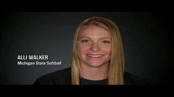 Big Ten Conference TV Spot, 'Faces of the Big Ten: Alli Walker' - Thumbnail 7