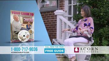 Acorn Stairlifts TV Spot, 'Tom' - Thumbnail 9