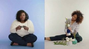 Lola TV Spot, 'Made by a Woman: Customize Your Order'