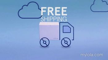 Lola TV Spot, 'Made by a Woman: Customize Your Order' - Thumbnail 6