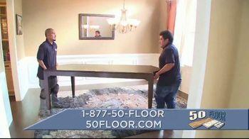 50 Floor TV Spot, 'October Already' - Thumbnail 7