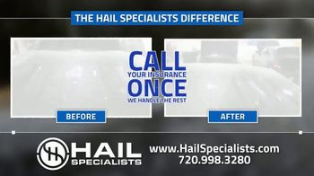Hail Specialists TV Spot, 'Looking Like New' - Thumbnail 4