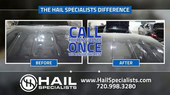 Hail Specialists TV Spot, 'Looking Like New' - Thumbnail 5