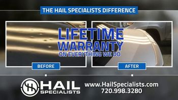 Hail Specialists TV Spot, 'Looking Like New' - Thumbnail 7
