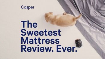 Casper TV Spot, 'The Sweetest Review: Save 10 Percent' - Thumbnail 2