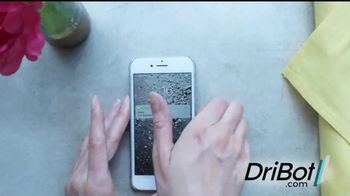 DriBot, LLC TV Spot, 'Make Your Home a DriBot Home' - Thumbnail 7