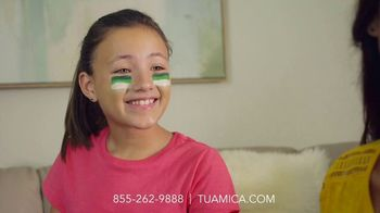 Amica Mutual Insurance Company TV Spot, 'Equipos' [Spanish]