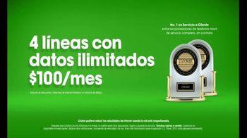 Cricket Wireless TV Spot, 'Barry el de los datos ilimitados' [Spanish] - Thumbnail 7