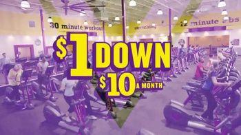 Planet Fitness Dollar Down Days TV Spot, 'It's On' - Thumbnail 2