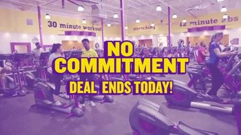 Planet Fitness Dollar Down Days TV Spot, 'It's On'