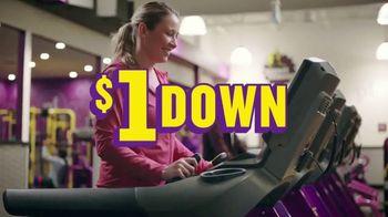 Planet Fitness Dollar Down Days TV Spot, 'It's On' - Thumbnail 4