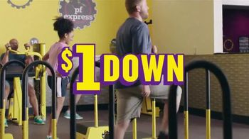 Planet Fitness Dollar Down Days TV Spot, 'It's On' - Thumbnail 5