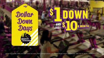 Planet Fitness Dollar Down Days TV Spot, 'It's On' - Thumbnail 9