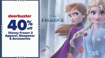 Belk Columbus Day Sale TV Spot, 'Denim and Frozen 2' - Thumbnail 4