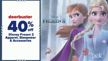 Belk Columbus Day Sale TV Spot, \'Denim and Frozen 2\'