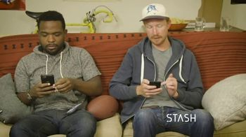 Stash TV Spot, 'Get in the Game' - Thumbnail 1