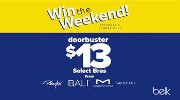 Belk Columbus Day Sale TV Spot, 'Win the Weekend' - Thumbnail 6